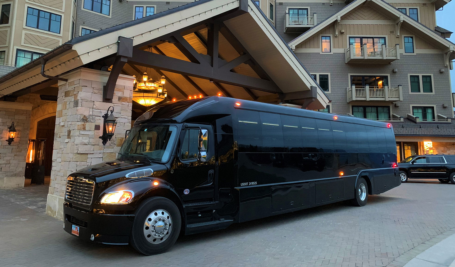 Wave Transportation - Groups ride the Wave in Park City, Utah